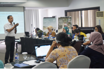 Workshop and Training on Water and Urban Initiative Case study in Jakarta, Indonesia