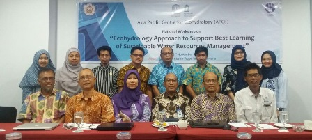 "Grand Launching Book ""APCE Best Learning Water Resource Management"""