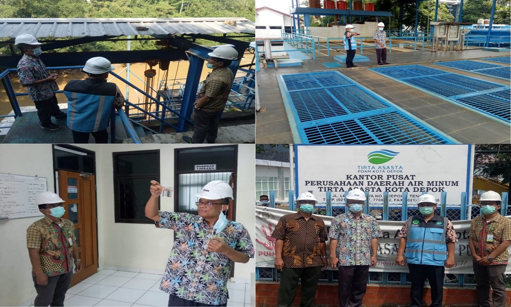 Water Treatment Problems in Indonesia